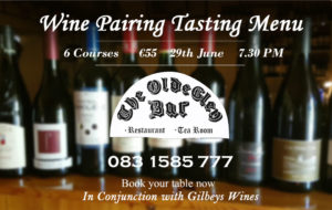 Olde Glen Bar Restaurant Tasting Menu, Visit Downings