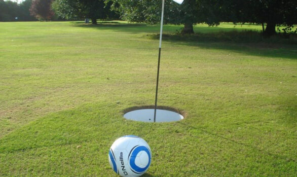 Rosapenna Footgolf & Pitch 'n' Putt